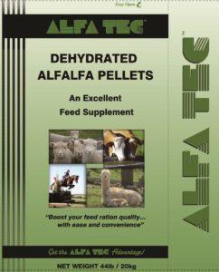alfalfa-pellets
