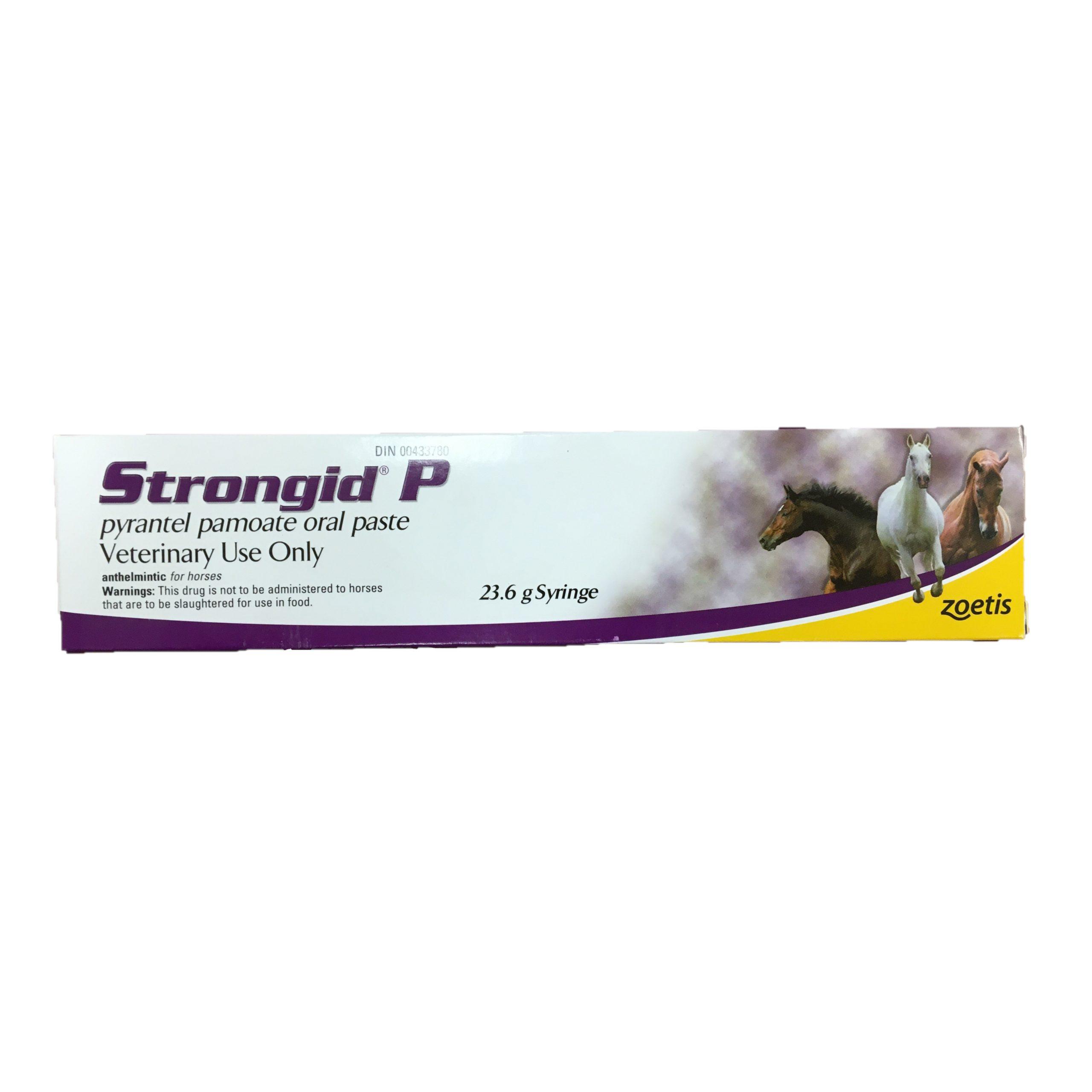 Strongid P Paste - Lone Star Tack