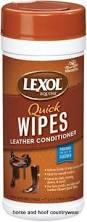 Lexol Conditioner Wipes