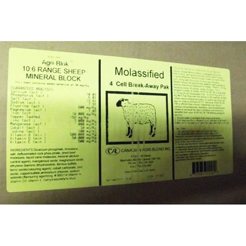 Molassified Mini-Pak