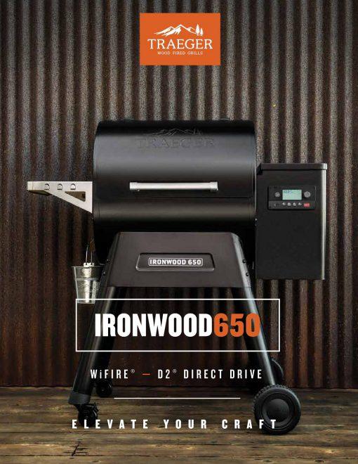 Ironwood 650